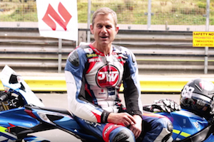 James Whitham explains what to expect from a James Whitham Track Training Day event.
