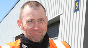 Paul Drinkwater - Founder of James Whitham Track Training Days