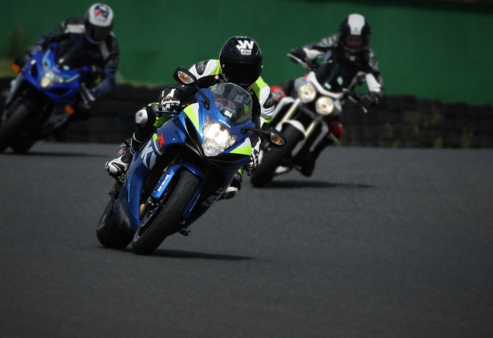 James Whitham Motorcycle Track Training Days - Big Stars, Small Groups